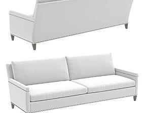 Restoration Hardware TURNER TRACK ARM SOFA WITH 3D model