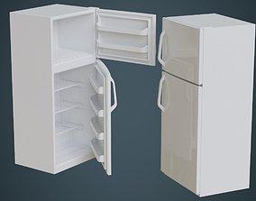Refrigerator 4A 3D asset