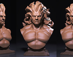 Berserker Bust Fate Stay Night 3D printable model