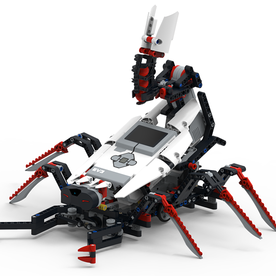LEGO EV3 Scorpio