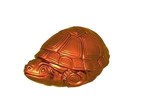 tortoise 3D print model