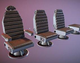 3D model Sci-Fi Chair Kit
