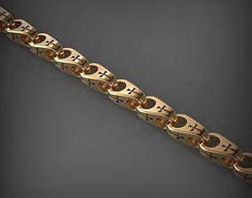Chain Link 25 3D printable model