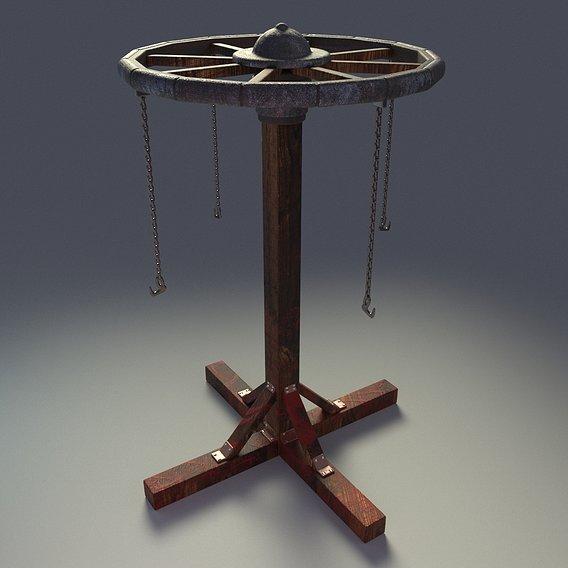 Torture Wheel