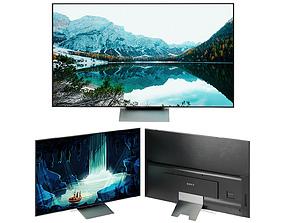 landscape Tv Sony XD94 3D