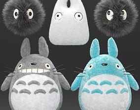 TotoroSet 3D model