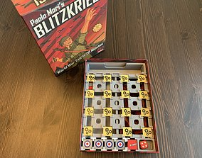 3D printable model Blitzkrieg by Paolo Mori Board Game