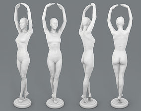 Nova - Ballet pose scan 3D printable model