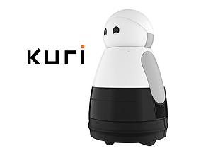 Kuri Robot 3D