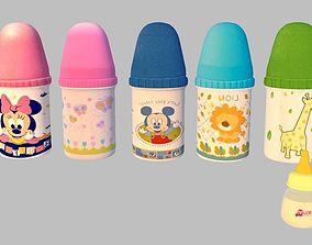 3D asset Baby-Go-Port Bottle