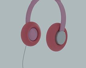 various-models Headphone 3D model