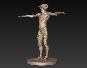 3D model Demon Creature 03