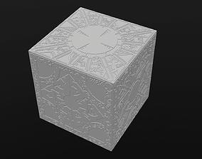 Printable Hellraiser puzzle box lament