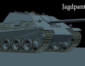3D heavy JagdPanther