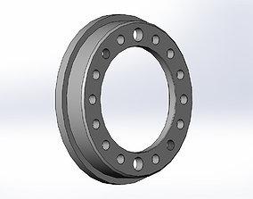 3D model Eccentric hub