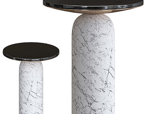 Martini Side Table 3D