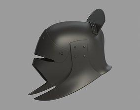 3D printable model Uruk Hai Helmet