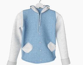3D model Sweatshirt