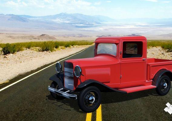 Ford Model B Pickup