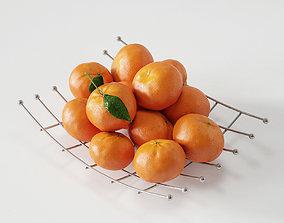 mandarine 3D lemon