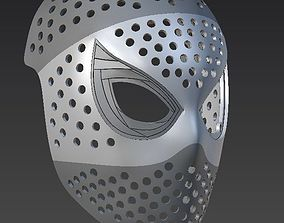 Spiderman Homecoming faceshell 3D print model