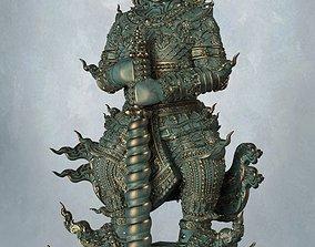 Tao Wessuwan Thai Art for 3D Print