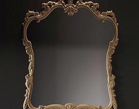 3D model leontide mirror
