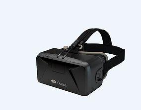 game-ready oculus 3d model