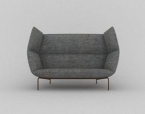3D model cfair sofa