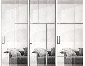 3D Henryglass doors greed