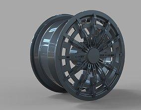 rims wheels concept new 3D
