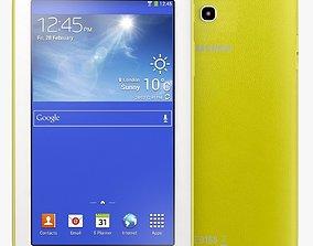 3D tab Samsung Galaxy Tab 3 Lite 7 0 3G Yellow
