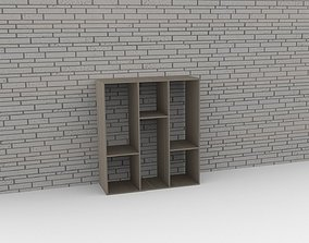 3D model Shelf maded by IKEA