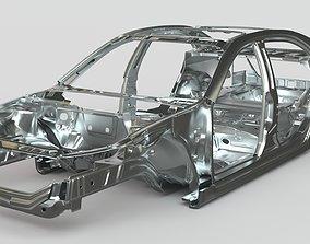 Car Frame 3D