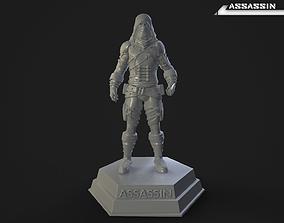 cloak Assassin print model