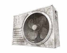 3D air-conditioner Air conditioner outdoor 1b