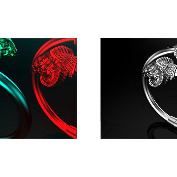 jewelry 3d model designer models ready for 3d printer