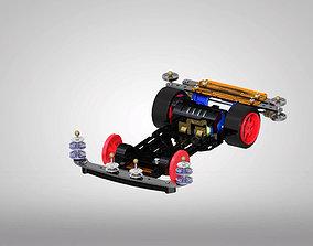 Tamiya Mini 4WD Racing 3D printable model