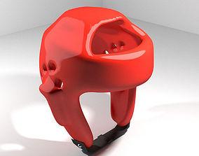 3D Martial-Art Headguard - Type 3