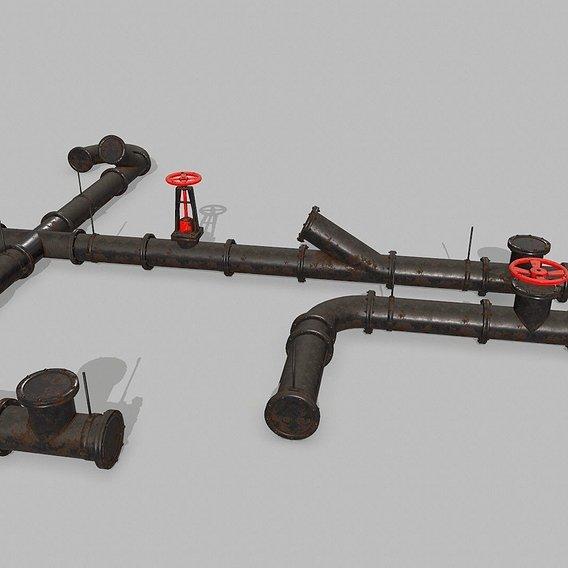 pipe set 2