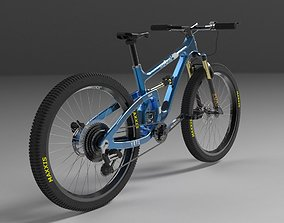 3D printable model Mountain bike