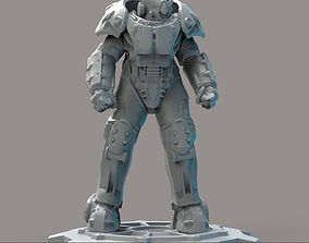 Power Armor X-01 3D print model