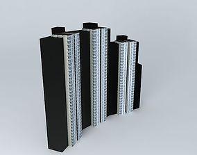 Summit Residences 3D