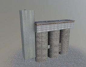 Amsterdam Factory2 3D model