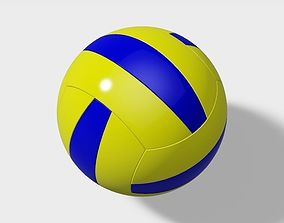 3D printable model Volleyball