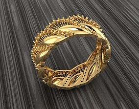 3D print model wedding-ring Ring 42