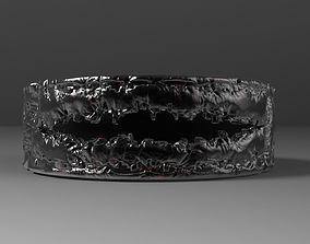 Smile Ring 3D printable model