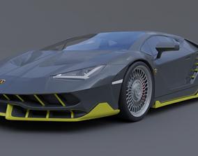 Lamborghini Centenario 3D
