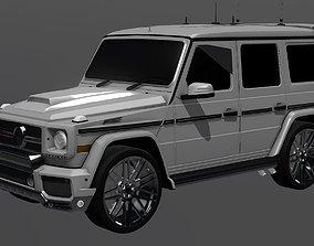 Brabus G 700 off road all terrain 3D model