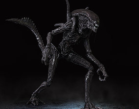 3D model Xenomorph - Toy Scan